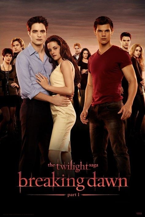 The Twilight Saga Breaking Dawn 2011