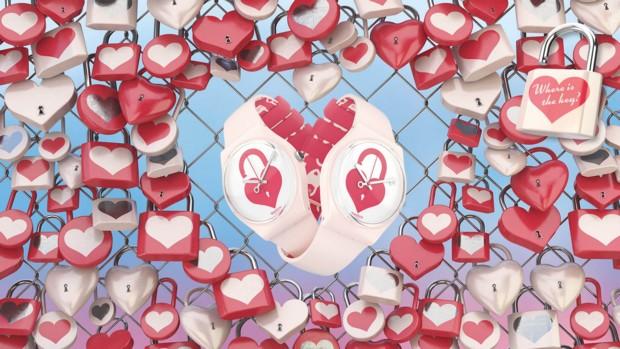 Candados del amor