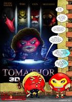 Tomathor... ¡¡en 3D!!