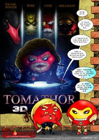 Ultomateverso 06 - Tomathor... ¡¡en 3D!!