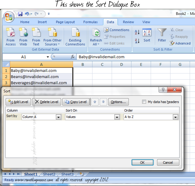 how to add data analysis in excel 2007