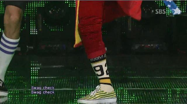 G-Dragon Inkigayo 121007 Style
