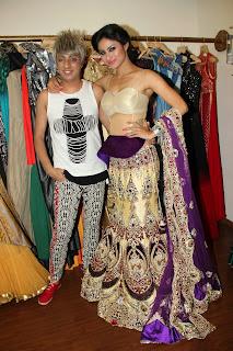 Mouni Roy  shoot rohit verma collection 1.JPG