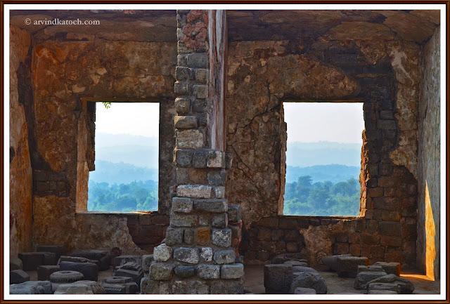 Kangra Fort, Open Windows, Katoch, fort, Kangra, Himachal