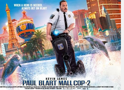 Full Synopsis Hollywood Movie Comedy Paul Blart: Mall Cop 2