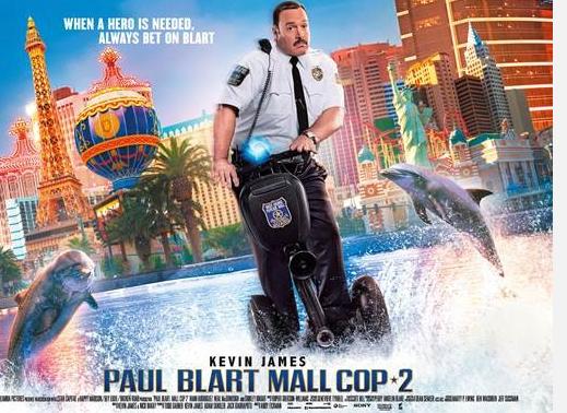 Full Synopsis Hollywood Movie Comedy Paul Blart: Mall Cop 2