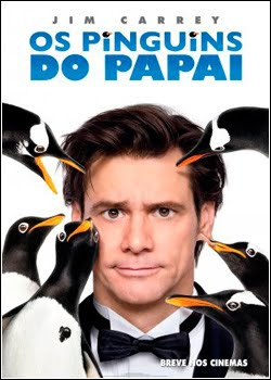 Filme Poster Os Pinguins do Papai TS XviD & RMVB Dublado