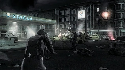 Resident Evil: Operation Raccoon City Screenshots 1