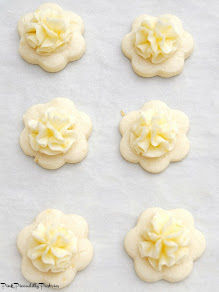 Frilly Lemon Meltaway Cookies