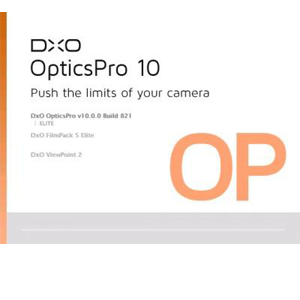 Download DxO Optics Pro 10 + Crack