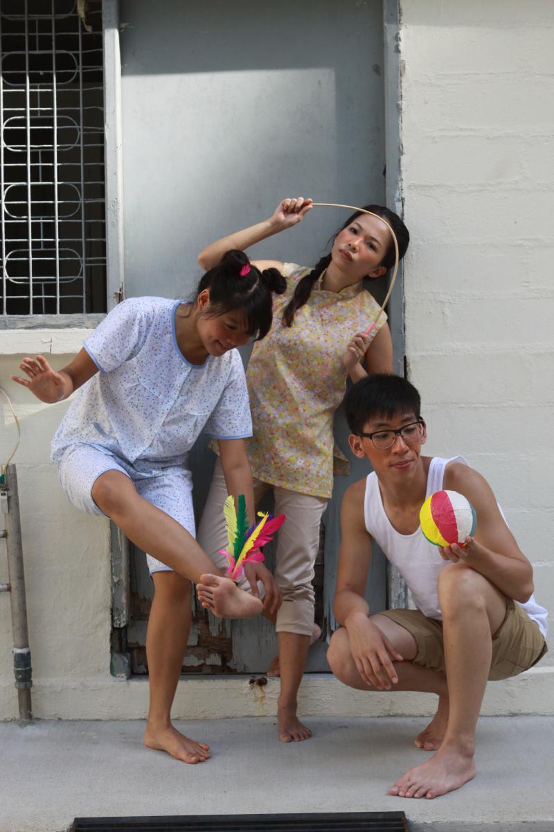Rosemary, Poh Foong, Darren