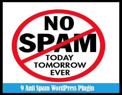 9 Anti Spam WordPress Plugin
