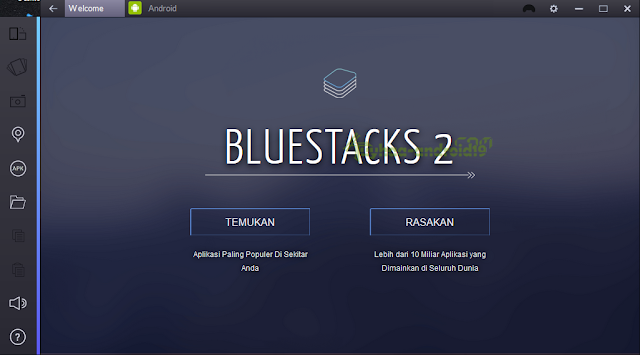 Download BlueStacks App Player 2.0.4.5627 Offline Installer