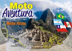 Destino: Machu Picchu (nova estampa)