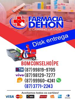 Farmácia Dehon - O Caminho da Saúde
