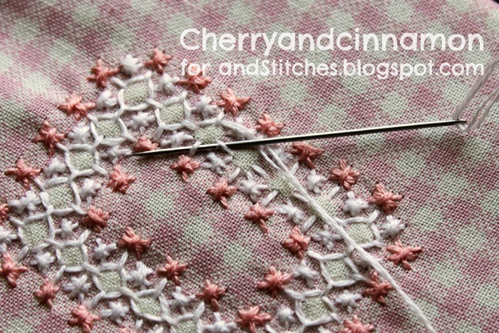 Stitches Summer Bloggin Chicken Scratch Introduction