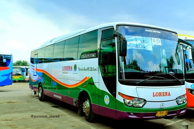 Sejarah Bus Lorena / Karina