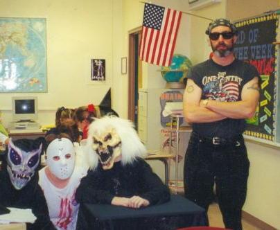 Student Teacher, 1998