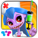 Doctor X: Zombie's Halloween Surgeon App - Kids Apps - FreeApps.ws