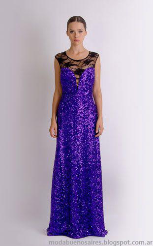 Natalia Antolin vestidos de fiesta invierno 2013 moda