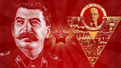 En el 121 Aniversario del nacimiento de Stalin - texto de Andy Brooks - Título original: On the One Hundred and Twenty First Anniversary of Stalin's Birth' Joseph+Stalin+and+Vladimir+Lenin
