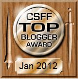 CSFF Top Blogger