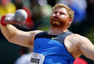 funny picture of Shot Put