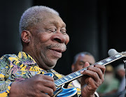 This is the finished caricature study of BB King. I kept this one mild but I .