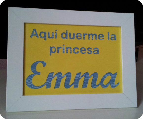 cuadro princesa emma