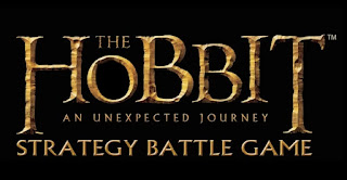 The Hobbit Strategy Battle Game Logo