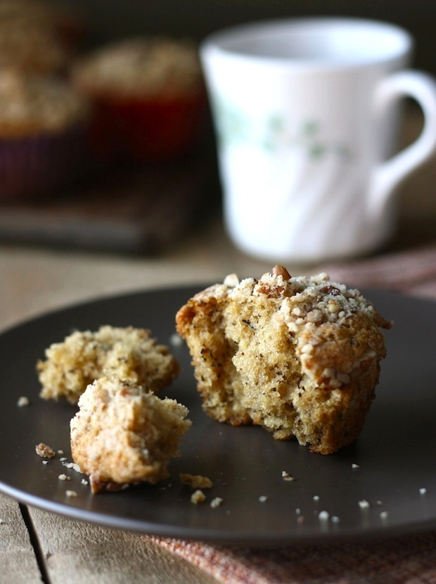 Chai muffins by SeasonWithSpice.com