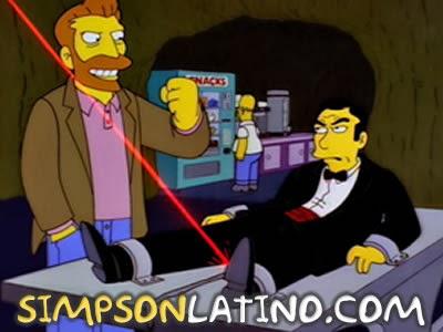 Los Simpson 8x02