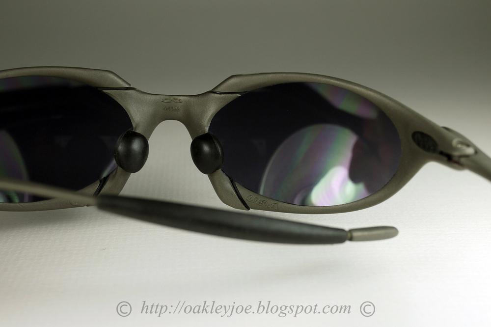 bed82555d2 Oakley Romeo 1 X Metal Black Iridium « Heritage Malta