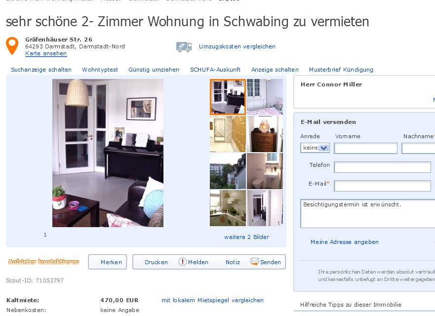 uncategorized informationen ber wohnungsbetrug seite 23. Black Bedroom Furniture Sets. Home Design Ideas