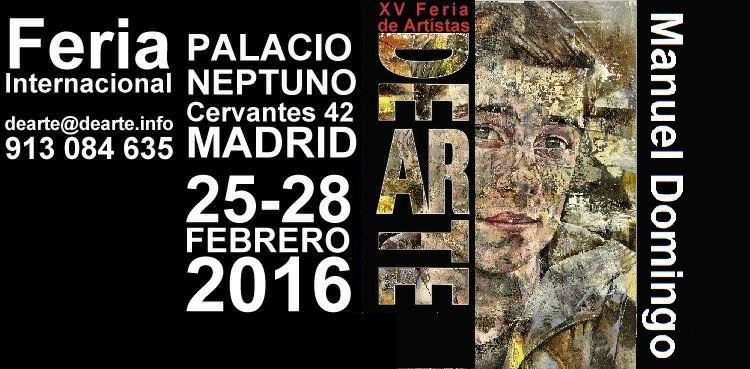 DEARTE Feria de Artista