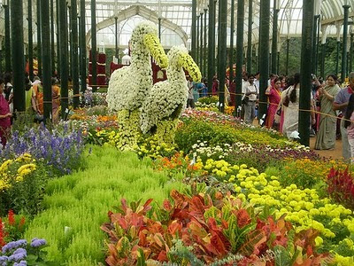 Lalbagh Botanical Garden Stills