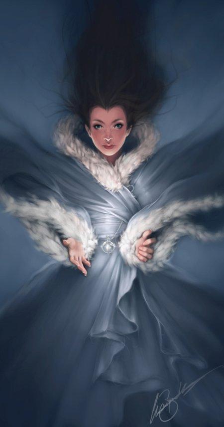 Charlie Bowater deviantart ilustrações fantasia mulheres
