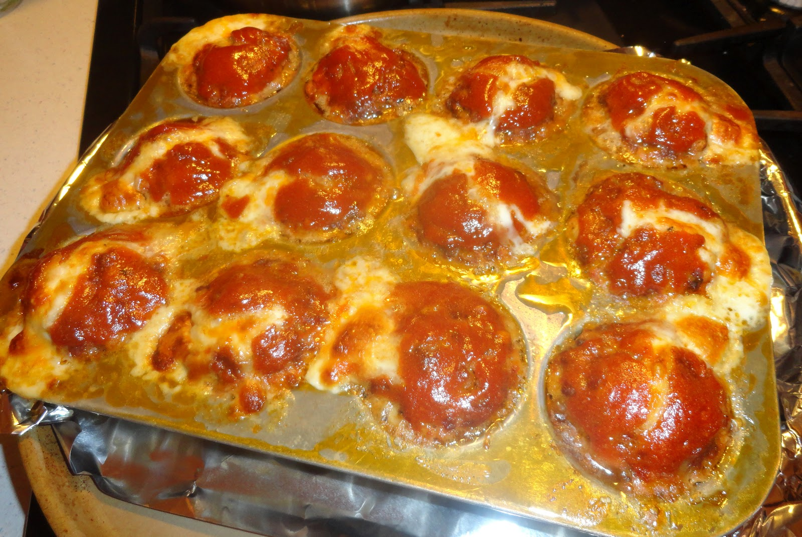 ... loaves meat pasta sauce english muffin loaves cheese stuffed mini meat