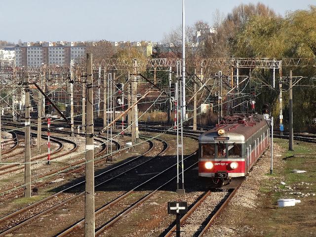 EN71 na stacji Kielce Herbskie