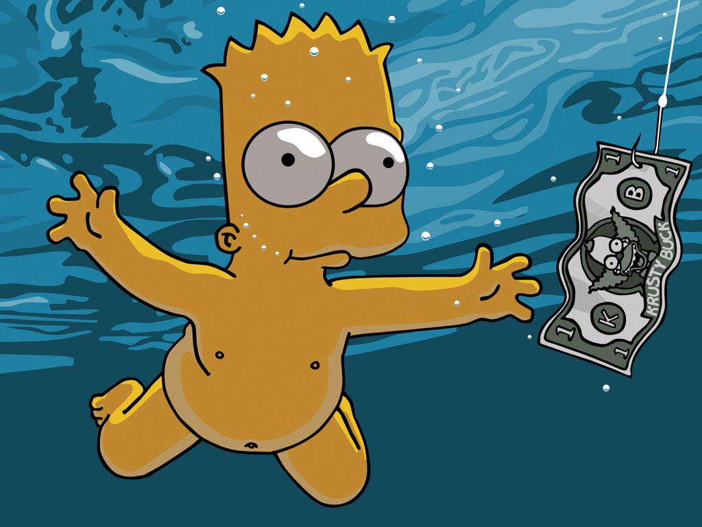 Animation wallpaper all about 24 - Simpsons info ...