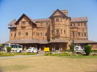 Jammu famous buildings