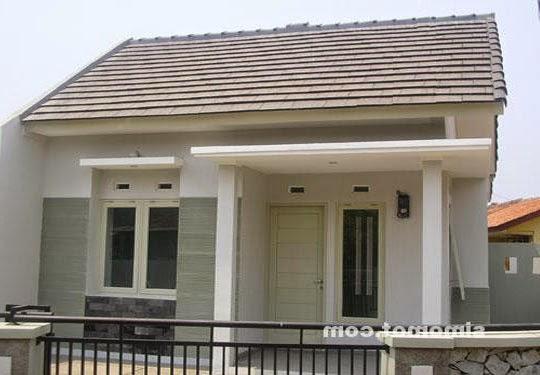 10 model rumah sederhana 1 satu lantai terbaru 2015