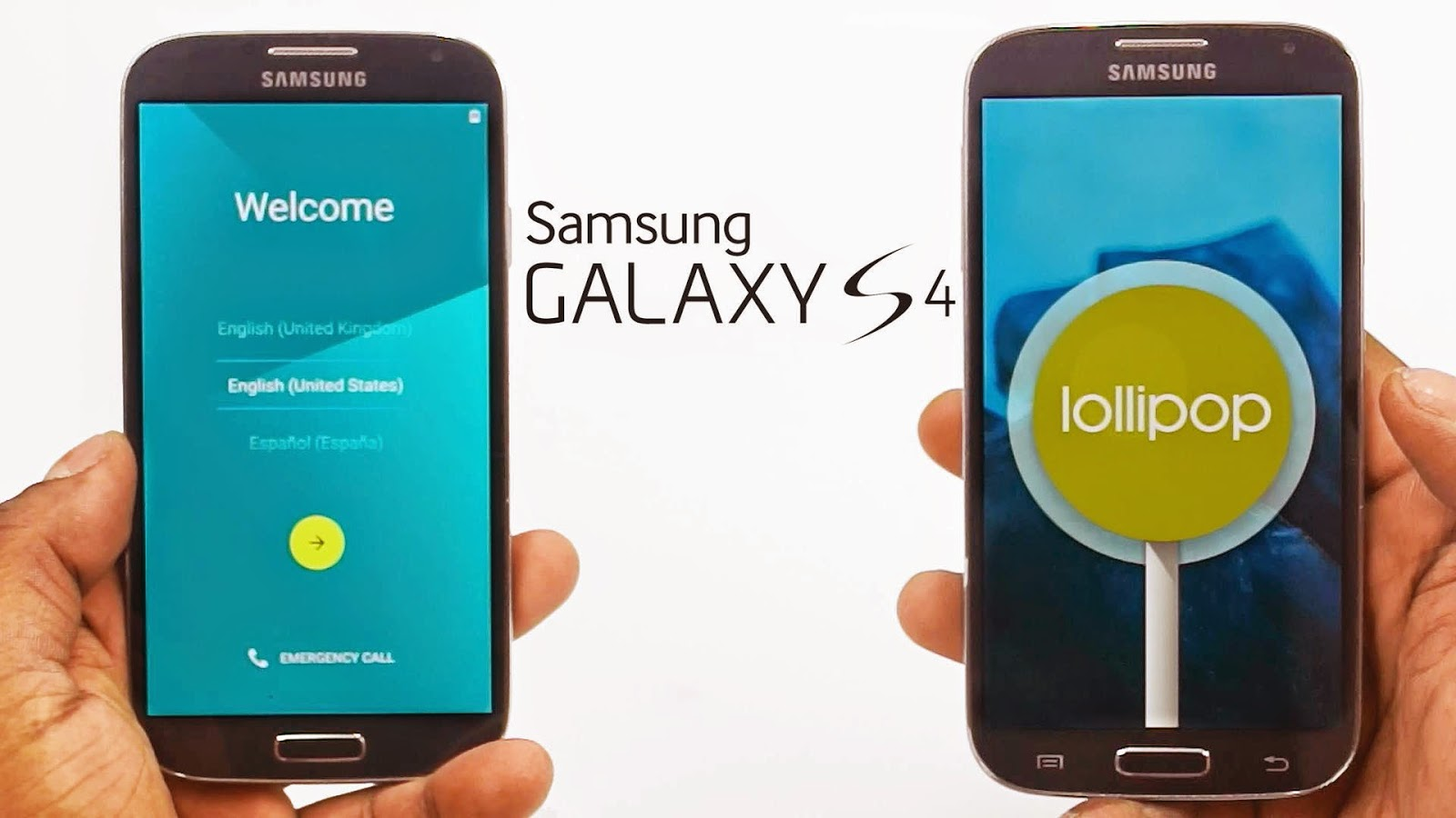 Actualización de Samsung Galaxy S4 a Android 5.0 Lollipop