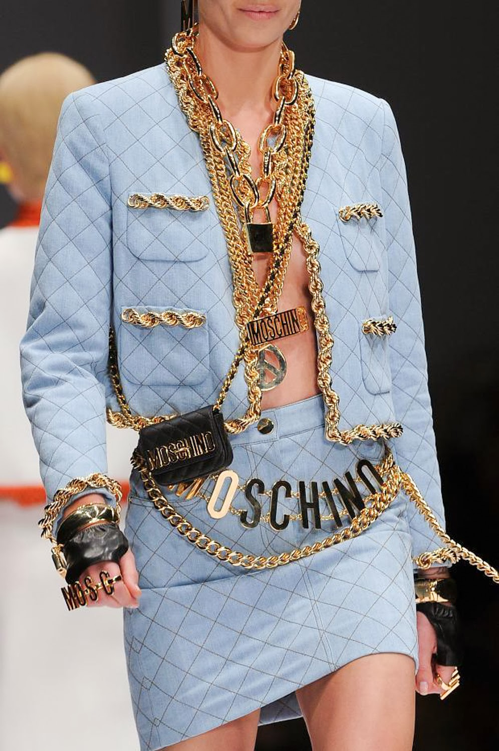 Moschino Autumn Fall Winter 2014