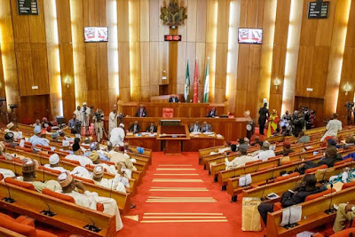 Senate approves FG's N574bn budget