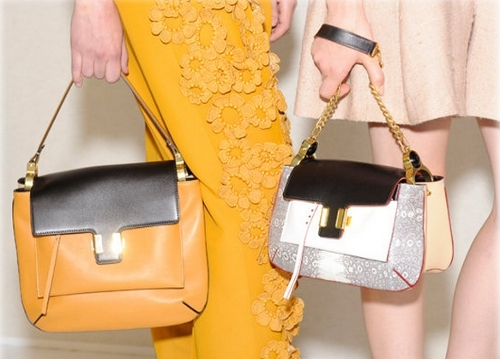 Bags for Spring 2013-Latest Trends
