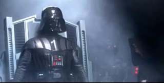 Darth Vader in BioSuit