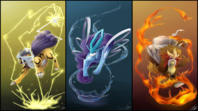 Pokemon Pokemon 2nd Generation Legendary Pokemon