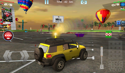 Dubai Racing V1.9.1 Apk-screenshot-3