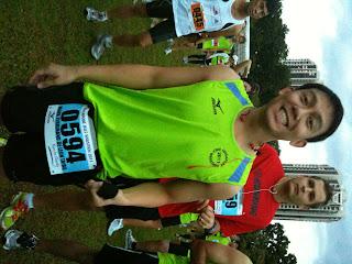 Singapore Running Calendar 2012